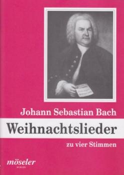 Bach, Johann Sebastian - Weihnachtslieder - Blockflötenquartett SATB