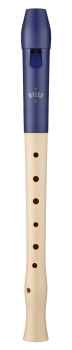 soprano recorder Moeck 1024 Flauto 1 Plus, maple/plastic