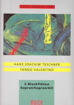 Teschner, Hans-Joachim - Tango Valentino - SSA