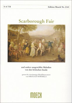 Scarborough Fair - SATB