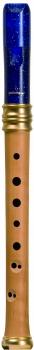 Sopranblockflöte Mollenhauer 1119B Adri's Traumflöte, Birnbaum/Kunststoff, barocke Griffweise