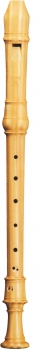 treble recorder Mollenhauer DE-1212 Denner-Edition, 415 Hz, boxwood stained