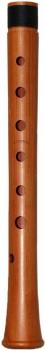 Altflötenunterteil (g) Ralf Netsch Modell Ganassi 466 Hz, Pflaume