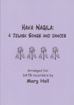Hall, Marg - Hava Nagila - SATB