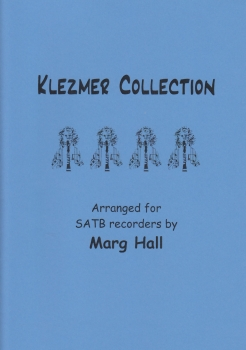Hall, Marg - Klezmer Collection - SATB