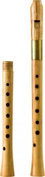 Sopranblockflöte<br> Yoav Ran<br>Modell Ganassi<br> 442/415 Hz, Ahorn