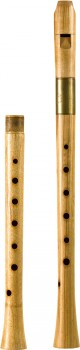 Altblockflöte (g)<br> Yoav Ran<br>Modell Ganassi<br> 442/415 Hz, Ahorn