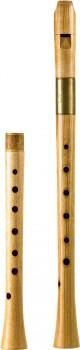 Altblockflöte (g)<br>Yoav Ran<br>Modell Ganassi<br> 466/415 Hz, Ahorn