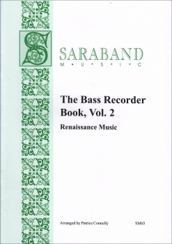 The Bass Recorder Book - Vol. 2 - Renaissance Music