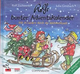 Zuckowski, Rolf - Rolfs bunter Adventskalender
