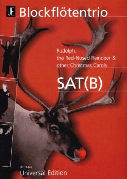 Christmas Carols - 3 Blockflöten SAT/B