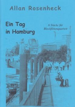 Rosenheck, Allan - a day in Hamburg - SATB