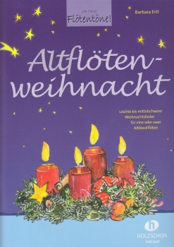 Ertl, Barbara - Altflötenweihnacht - 1 - 2 Altblockflöten