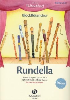 Ertl, Barbara - Rundella - SSAA / opt. B + Klv