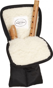 Flötentasche für Sopranblockflöte