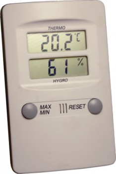 Electronical Hygrothermometer