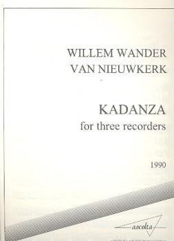 Nieuwkerk, Willem Wander van - Kadanza - ATB