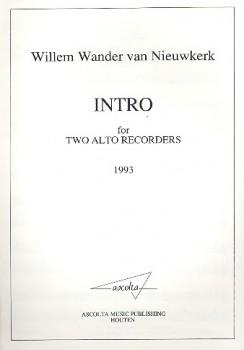 Nieuwkerk, Willem Wander van - Intro - AA