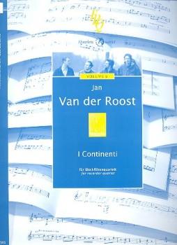 Roost, Jan van der - I Continenti  - ATBB/Sb