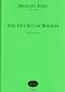 East, Michael - The Fift Set of Bookes - Blockflötentrio