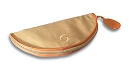 Flötentasche für Altblockflöte mit Ledereinfassung
