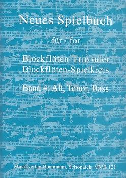 Bornmann, Johannes (Hrg.) - Neues Spielbuch Band 4 - ATB