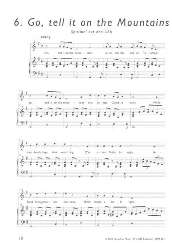 Englische Weihnachtslieder.Hellbach Weihnachtslieder Sopranflöte Playalong Cd Acm283