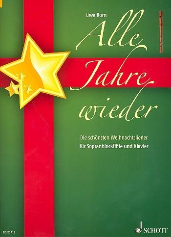 Die Schönsten Weihnachtslieder Zum Ausdrucken.Weihnachtslieder Weihnachtsmusik Sopranflöte Schott Ed20716