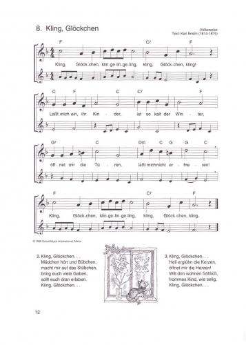 Oh Tannenbaum Blockflöte.Die Schönsten Weihnachtslieder Blockflöten Noten Ed8450 50 Weihnacht