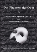 Webber, Andrew Lloyd - Das Phantom der Oper - AATB