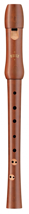soprano recorder Moeck 1213 Schulflöte, pearwood stained