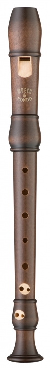 sopranino recorder Moeck 2101 Flauto Rondo, maple stained