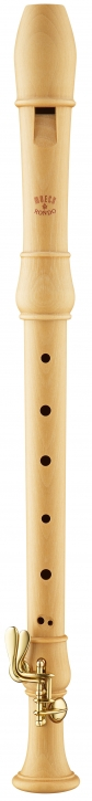treble recorder Moeck 2320 Flauto Rondo, maple, double key