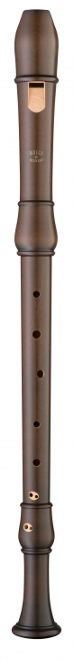 tenor recorder Moeck 2401 Flauto Rondo, maple stained