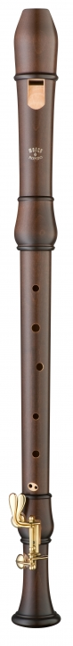 tenor recorder Moeck 2421 Flauto Rondo, maple stained