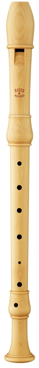 treble recorder Moeck 3310 Flauto Rondo, maple