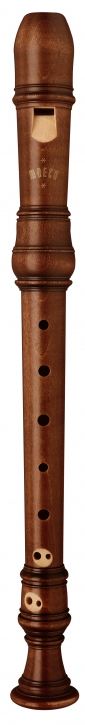 soprano recorder Moeck 4201 Rottenburgh, maple stained