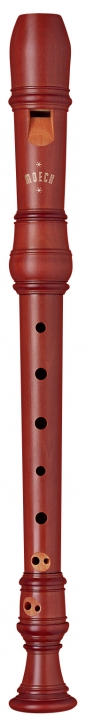 soprano recorder Moeck 4203 Rottenburgh, pearwood stained