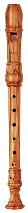 soprano recorder Moeck 4206 Rottenburgh, olivewood
