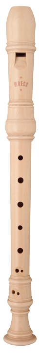 soprano recorder Moeck 4290 Rottenburgh, maple
