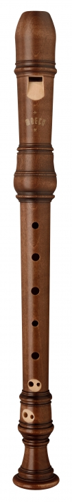 soprano recorder Moeck 4291 Rottenburgh, maple stained