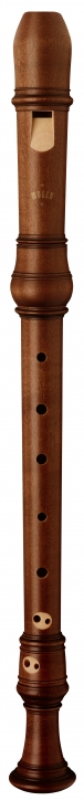 treble recorder Moeck 4301 Rottenburgh, maple stained