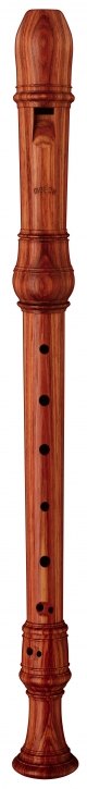 treble recorder Moeck 4308 Rottenburgh, rosewood