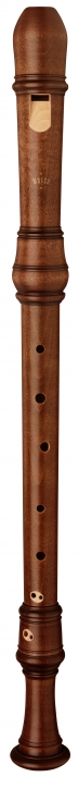tenor recorder Moeck 4401 Rottenburgh, maple stained
