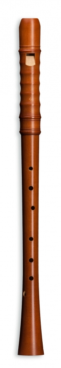 tenor recorder  Mollenhauer 4407 Kynseker, maple stained