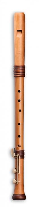 tenor recorder Mollenhauer 4427 Adri's Traumflöte, pearwood