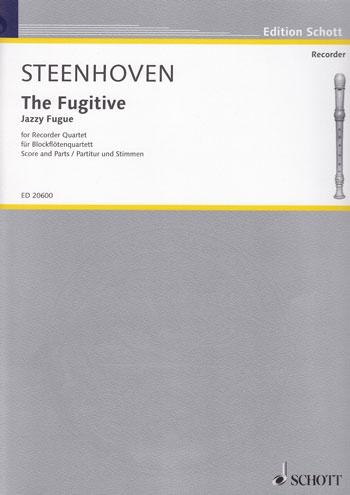 Steenhoven, Karel van - The Fugitive - Jazzy Fugue - SATB