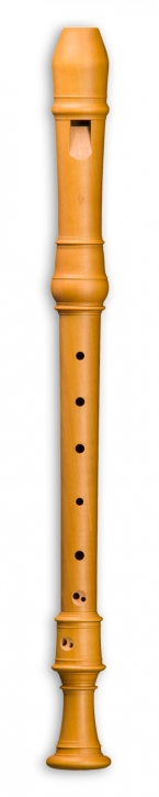 treble recorder Mollenhauer 5206 Denner, pearwood