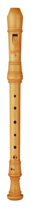 soprano recorder Moeck 5214 Steenbergen 415 Hz, boxwood