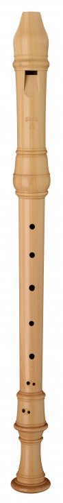 treble recorder Moeck 5334 Denner, 415 Hz, boxwood